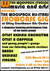 WOOLPACK ALL STARS GIG FLYER copy