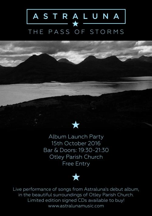 Album launch poster RGB