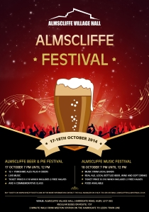 Almscliffe Beer Festival