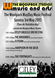 mayday festival draft flyer