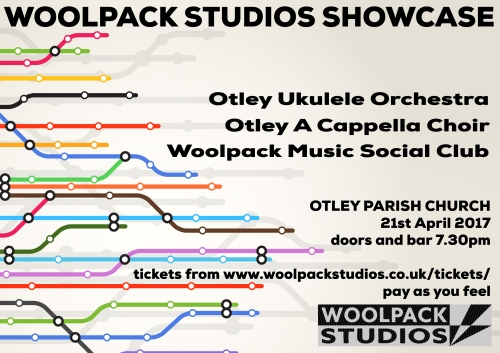woolpack showcase april 2017