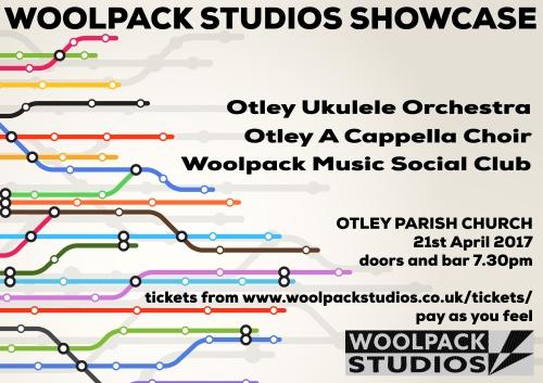 woolpack showcase april 2017